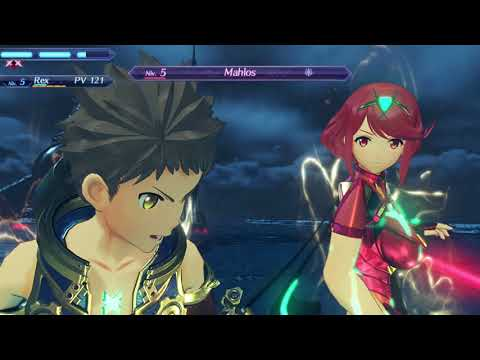 Game Music Video [GMV] - Xenoblade Chronicles 2 - Nintendo Switch
