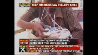 Rajasthan govt offers help to rickshaw puller