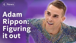 Adam Rippon on coming out, being