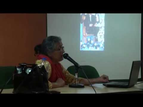 Nuzhat Kazmi's Talk on 'Indian Art: Evolution, History and Contemporaneity'
