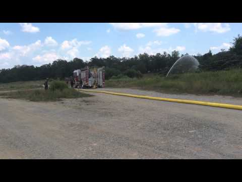 Part 3 - Rural Water Supply Drill - Shelby County, Alabama - June 2015 - 1,000 GPM Club