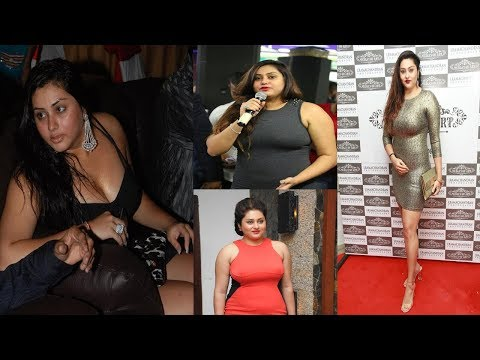 Namitha -- Big Assets, Cleavage, Plus Size, Sexy, Hot Compilation -- 2