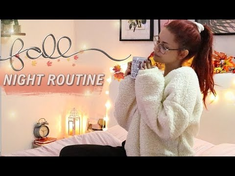 Download COZY FALL NIGHT ROUTINE 2019 🍁 Routine Autunnale