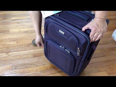 Ricardo Beverly Hills Luggage Saratoga 21