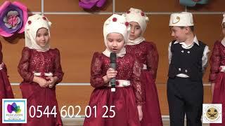 Fetih Anaokulu Yıl Sonu Gösterisi 1. Perde Açılış ve Çocukların Kendini Tanıtması - Renkveren