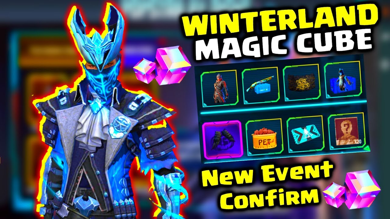 NEW UPDATES🔥 WINTERLAND EVENT | CHRONO CHARACTER | MAGIC CUBE | NEW EVENT CONFIRM | GARENA FREE FIRE