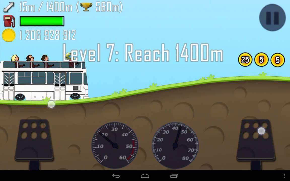 Скачать hill climb racing bpan мод