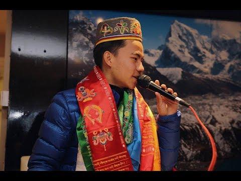 Nepal idol // Buddha Lama // London UK // Live