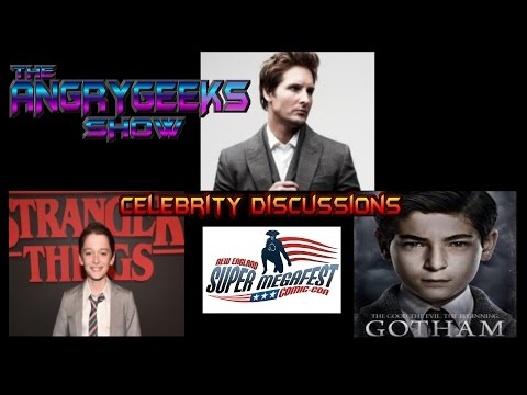 Super MegaFest Fall 2016 celebrity discussions