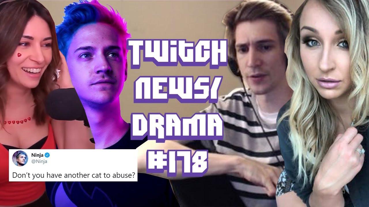 xQc Exposes Charity Livestreams, Alinity VS Ninja, President Trump Banned - Twitch Drama/News #178