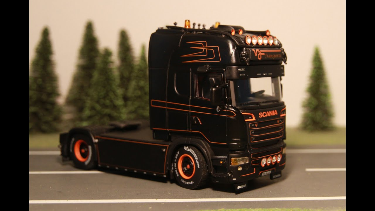 wsi vd transport scania r streamline topline 05 005 lkw modelle truckmo youtube. Black Bedroom Furniture Sets. Home Design Ideas