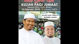 Kuliah Jumaat Medan Ilmu 12 Februari 2016