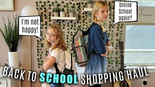 Back To School Shopping Haul 2020!!!