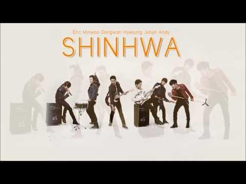 My Favorite SHINHWA 's Music