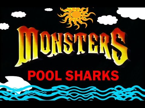Monsters  Pool Sharks