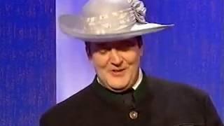 Stephen Fry interview, plus Cher & Larry Hagman (Parkinson, 2001)