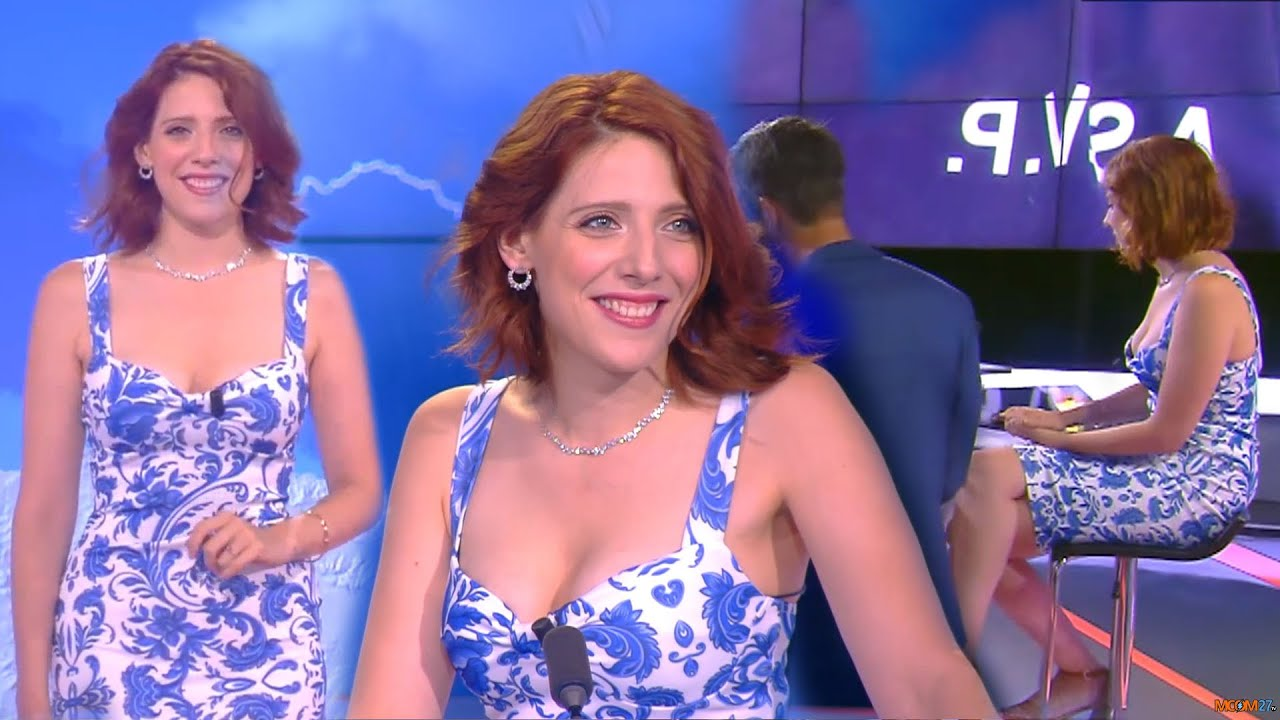 Claire Delorme Meteo Cnews 13 Aout 2020 Youtube