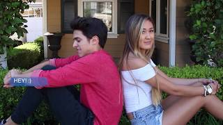 If We Talked How We Texted (w/ LaurDIY) | Brent Rivera thumbnail