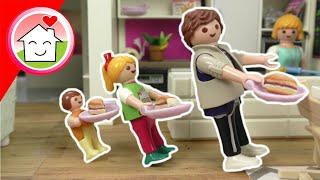 Playmobil Film Familie Hauser - Alles nachmachen - Geschichte mit Anna und Lena