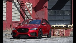 Jaguar XF S 2018 Car Review