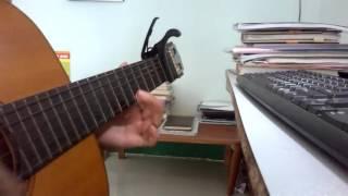 Hướng dẫn River Flows In You - Đàn Guitar