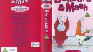 Bangers and Mash - Twelve Hilarious Animated Adventures (1988)