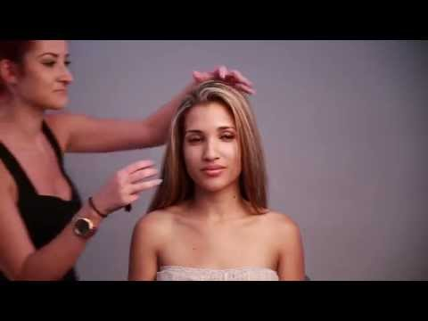 Time laps Coiffure/maquillage  BY HC HAIRDRESSER