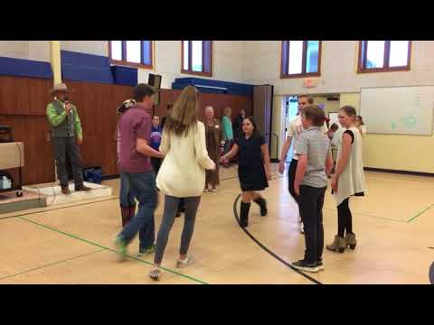Jackson Hole Classical Academy Square Dance 2