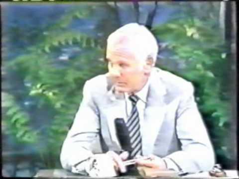 Glynis Barber on Johnny Carson 1985