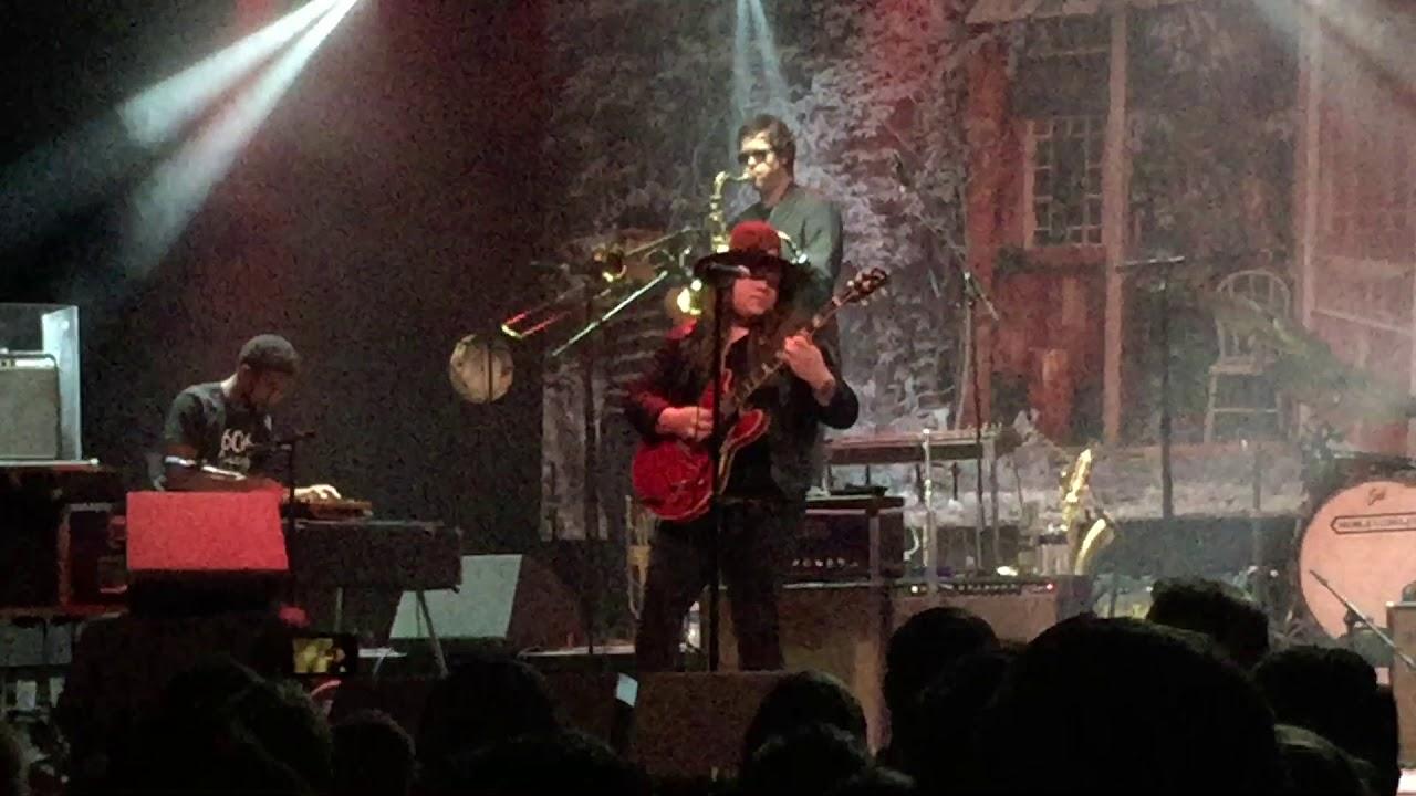 Marcus King Band - Radio Soldier @ Thalia Hall, Chicago 9/26/18
