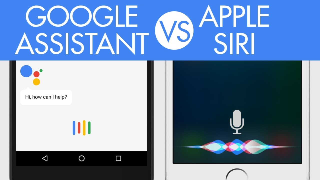 Face-off: Google Assistant vs Siri