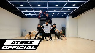 ATEEZ(에이티즈) -  [KINGDOM] 'WAVE : Overture' Dance Practice