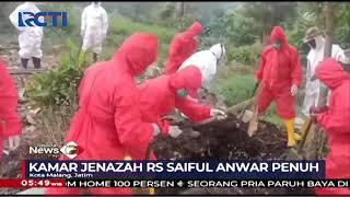Angka Kematian COVID 19 Melonjak, Kamar Jenazah di RS Saiful Anwar Malang Penuh - SIP 29/06