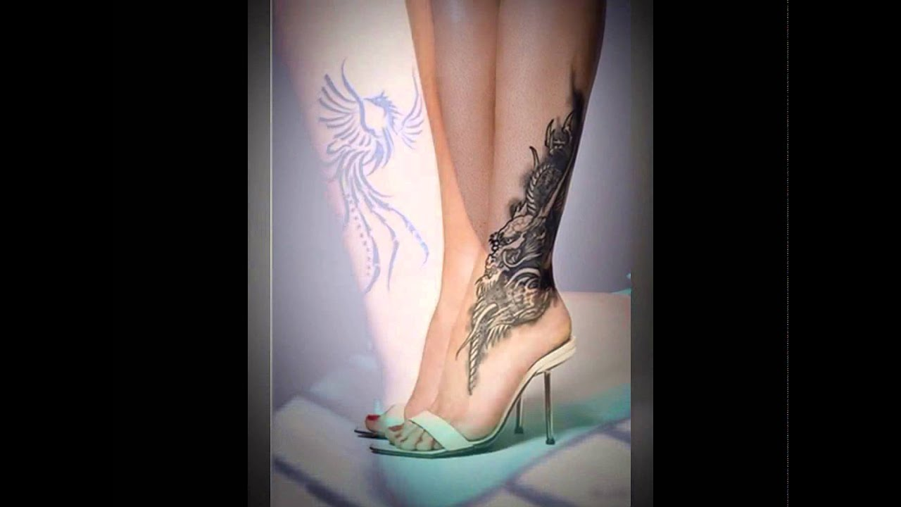 cute girl foot tattoos tumblr youtube