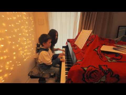 """Aiden Plays """"Junpin' Jazz Cat"""""""