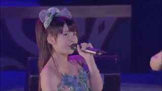 she have been growing up well and also her performance and her sing...