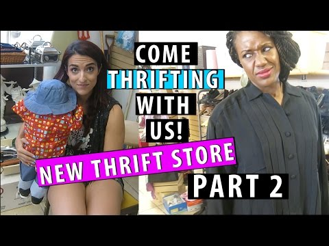 Joverart in Vegas vintage antiques & more Part 2|Come Thrifting With Us|#ThriftersAnonymous