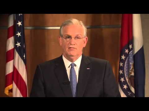 Governor Jay Nixon says Vigorous prosecution must now be pursued