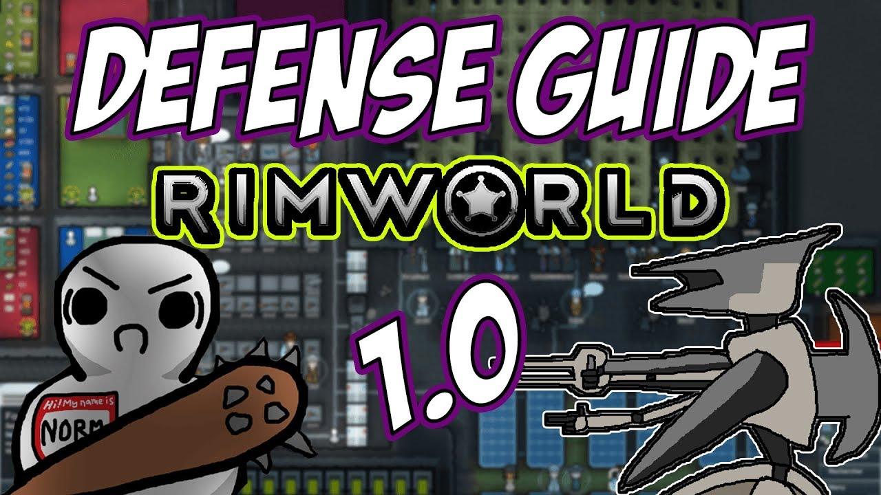 rimworld beginner guide 1.0