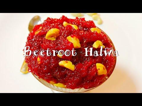 Beetroot Halwa / Easy homemade Beetroot Halwa Recipe