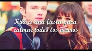 Video Let's Have a Kiki/Turkey Lurkey Time  - Glee Cast Version (Traducida al español) download MP3, 3GP, MP4, WEBM, AVI, FLV November 2017