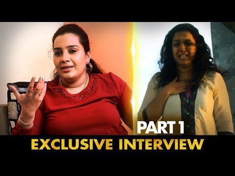 Shocked to know that i will die tomorrow | Actress Suhasini Interview | Deivamagal Vinodhini