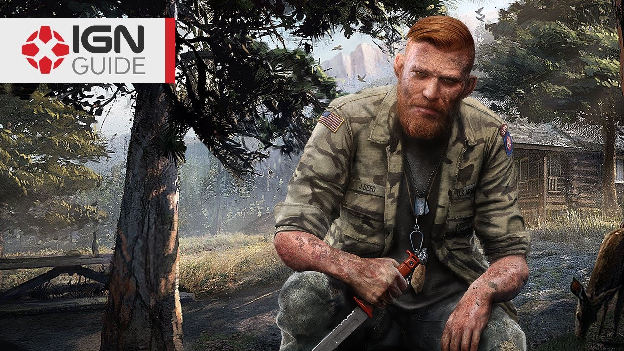 Man Cave Far Cry 5 Walkthrough : Far cry walkthrough story mission we must be strong youtube