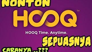 Gambar cover Cara Berlangganan HOOQ dan Nonton Se Puasnya