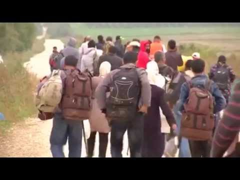 Balkan nations trade insults over migrants