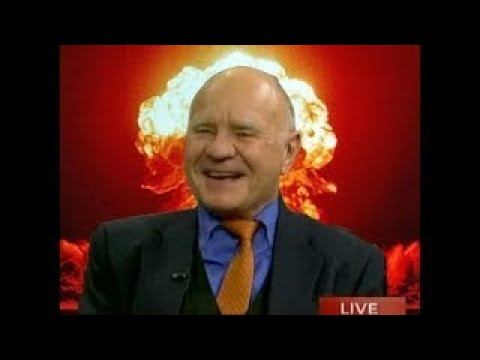 Marc Faber Get ready for a massive stock market decline