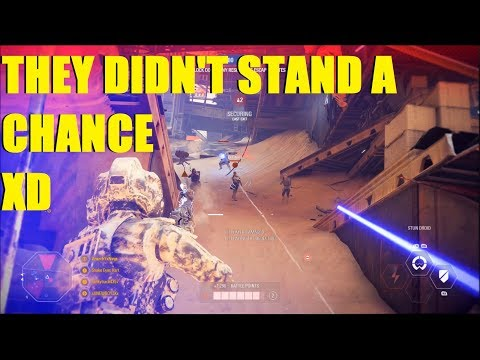 "Star Wars Battlefront 2 - ""They don't stand a chance!"" Iden Versio 2019 | Big small Iden Killstreak! thumbnail"