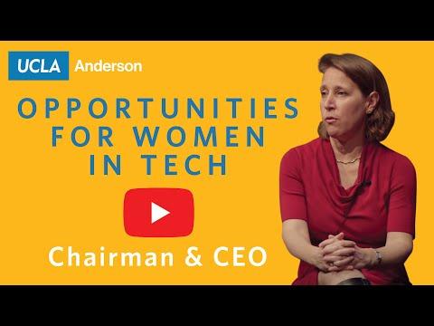 YouTube CEO Susan Wojcicki on Creating Opportunities for Women in Tech