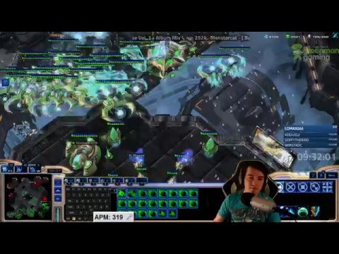 The Golden Armada vs The Terran Fleet - Stalemate?