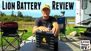 Lithium RV Battery Review - Conclusion (Lion Energy Safari UT 1200)